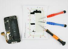 50069 iPhone 5s Display Komplettset schwarz D