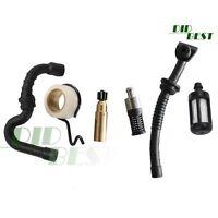 Ölpumpe Schnecke mit Öl Benzin schlauch filter für Stihl 017 018 MS170 MS180
