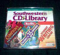 SOUTHWESTERN CD LIBRARY-5 CD-ROM SET