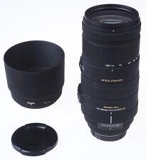 Sigma 120-400mm F4.5-5.6 DG APO OS HSM für Sony ALPHA Sigma-Fachhändler * 2881