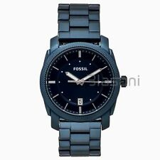 Fossil Original FS5231 Men's Machine Blue Stainless Steel Watch 42mm