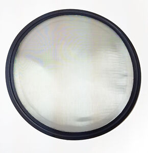"""BONDED BUNA TRI CLAMP SCREEN GASKET 12"""" 120 MESH TC STYLE FDA 316 STAINLESS"""