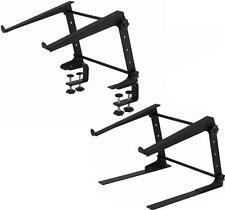 Laptop-Rack LAR-12/17 mit Klemmen Laptopständer Laptop-Ständer Laptophalter NEU