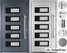 Haustür Kuporta Aluminium Kunststoff Eingangstür Skully Door anthrazit oder weiß