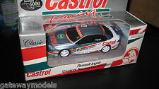 CLASSIC CARLECTABLES 1/43 RUSSELL INGALL CASTROL HOLDEN COMMODORE #8 1008-2