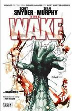 The Wake by Scott Snyder & Sean Murphy 2014 HC DJ DC Vertigo Comics