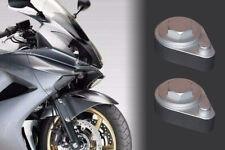 Handle-bar Risers for Honda VFR 800 VTEC Models (2002+) - 43mm forks