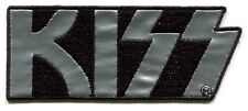 KISS chrome logo EMBROIDERED PATCH **FREE SHIPPING** c p3172ch destroyer detroit