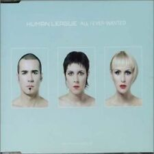 Human League All I ever wanted (2001) [Maxi-CD]