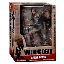 The Walking Dead Daryl Dixon SURVIVOR EDITION de 10 Pulgadas Figura De Acción-totalmente Nuevo
