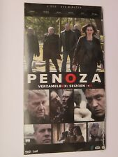 Penoza - Seizoen 1 & 2 - 4 dvd - nieuw in seal