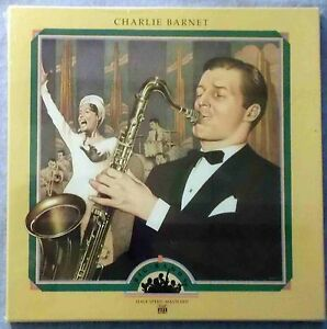 NEW Charlie Barnet Big Bands 2 LP Box Set Time Life Half-Speed STBB-07 Mono 1983