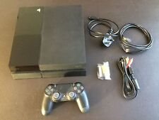 Sony Playstation 4 Console  500GB in Matte Black