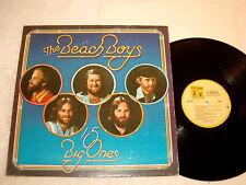 "The Beach Boys ""15 Big Ones"" 1976 Rock LP, VG+, Original Brother/Reprise, Vinyl"