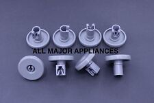 WESTINGHOUSE DISHWASHER LOWER BASKET ROLLERS PACK OF 8 SUIT SB908SL, SB908WL