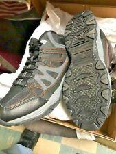 HIKING SHOES  SZ 10  Shoes  Mens OZARK TRAIL BLACK/GRAY   NEW