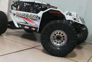 VITAVON alumium beadlock wheel For SRR Super Rock Rey 1:6