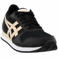 ASICS curreo ii Sneakers Casual   Sneakers Black Womens - Size 10.5 B