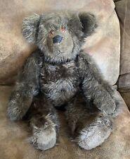 Handmade 20� Teddy Bear Brown Jointed Mary L Thiele