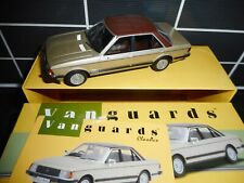 Vanguards Corgi VA12400 Ford Granada MK11 Series1 2.8iS Oyster Gold