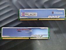 Memorias DDR3 1333 Kingston Hyper X 8GB (2x4) / Desde España