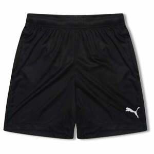 Puma Juniors Football Play Shorts (Black)