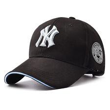 Unisex Mens Womens Baseball Cap Hip-Hop Hat Adjustable NY Snapback Sport Hat