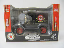 Gearbox 1912 Ford Texaco Delivery Car 1:24  New In Box
