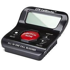CPR Call Blocker V202 block all robocalls, political calls, scam calls