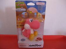 AMIIBO Pink yarn yoshi nintendo (yoshi de lana rosa)