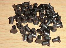 Senknieten 50 Stück Stahlnieten Vollnieten Nieten DIN 661  3x8