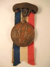 West Virginia Honorably discharged civil war medal to Englehard Sgt. & papers