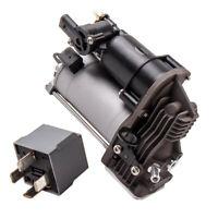 AIR SUSPENSION COMPRESSOR FOR MERCEDES ML350 W164 GL320 X164 1643200204 AIR PUMP