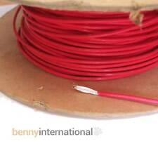 PHILIPS Silver Teflon Insulated Audio Cable Grade E 250V 200°C