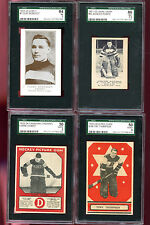 1951-52 Laval Dairy #92 Jacques Plante SGC 86 NM+ 7.5 Graded Hockey Card *ONLY*