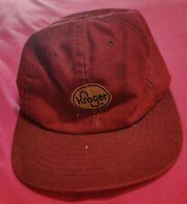 Vintage Kroger Hat Cap Snapback Adjustable One Size Fits Most