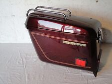 1980 Honda Goldwing GL 1100 Left Saddlebag Hard Bag 9326