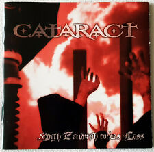 Cataract - With Triumph Comes Loss - CD & DVD - 2004 - Limited Edition