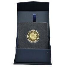 "2015 Greece 2 Euro Proof Coin ""European Union (Eu) Flag 30 Years"" in Case"