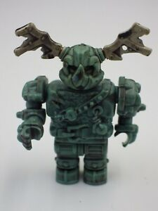 Figura Orc Caballero Warcraft Articulada 5cm Versión lego MEGA Bloks Toys 21