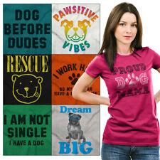 Puppy Parent Tee Shirt Graphic T-Shirt For Men Women Tees Shirts Adoption Tshirt