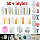 DIY Crafts Making Candles Mould Silicone/ Acrylic Mold Soap/Cake/Baking Decor