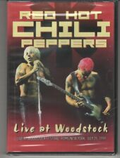 Red Hot Chili Peppers Live at Woodstock DVD 15 tit live NY 25-07-1999 USA