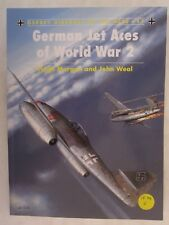 Osprey - German Jet Aces of World War 2 (Aircraft of the Aces 17)