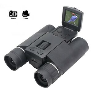 Digital Binoculars Telescope LCD Display Photo Video Outdoor USB Digital Camera