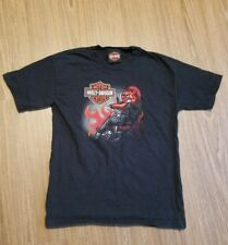 size 8//10 #240-241 NEW Harley-Davidson boys raglan baseball jersey