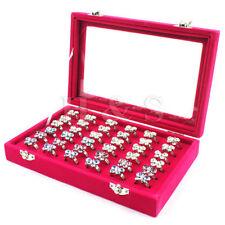 Glass Jewellery Display