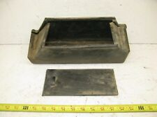 1974 Skidoo Elan 294 SS Plastic Toolbox Wrench Box Compartment 572-2732
