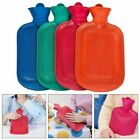 Rubber Hot Water Bottle Small Travel Thick Heating Bottle Warmer Water Bag 500ml