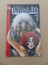 The Invisibles (vol 2)  3 . DC / Vertigo 1997 . FN +